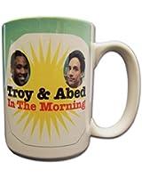 Community Troy and Abed Coffee Mug