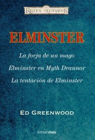 Estuche Elminster El Mago por ED GREENWOOD