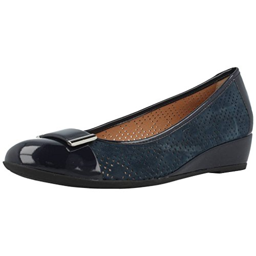 Ballerina scarpe per le donne, color Blu , marca STONEFLY, modelo Ballerina Scarpe Per Le Donne STONEFLY MAGGIE II Blu
