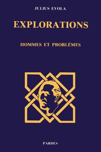 Explorations : Hommes et Problmes