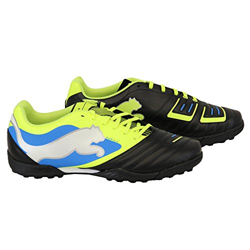 Puma chaussures de sport-homme-turf astro chaussures à lacets speed tendance evo aller courir Jaune - Schwarz/Gelb - PU10281203