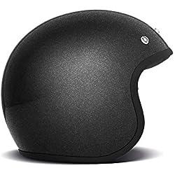 DMD 1jts30000gb02Casque Moto, paillettes noir, S