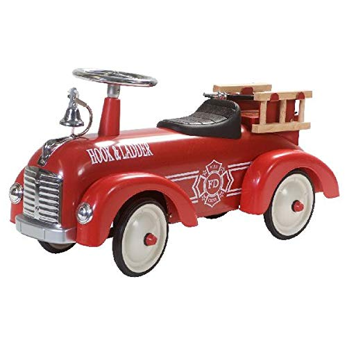 RETRO ROLLER 0706114 - Laufauto Speedster Fire