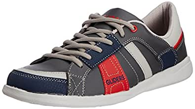 Gliders (from Liberty Men's Grey Running Shoes - 10 UK