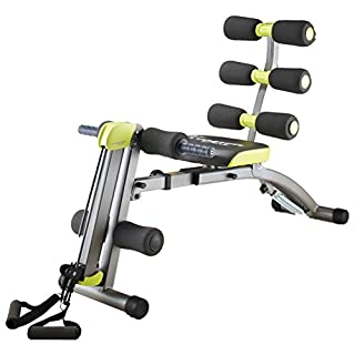 Wonder Core 2 with built in Twisting Seat and Rower