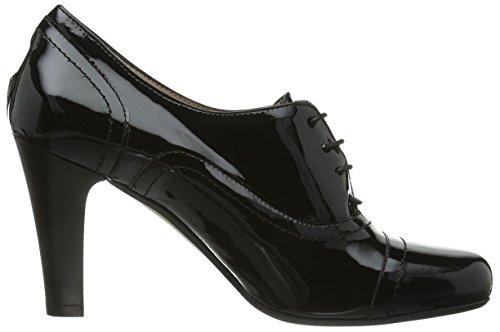 Evita Shoes, richelieu femme Noir - Noir