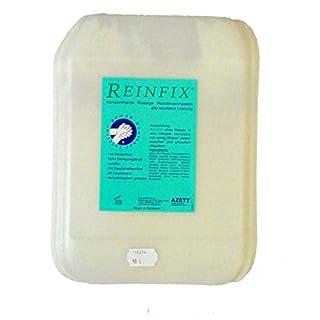 Azett REINFIX Handreiniger mit Natur-Reibekörpern, 10 Liter Kanne