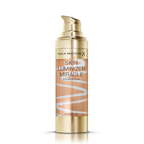 Max Factor Skin Luminizer Foundation, Natural Number 50