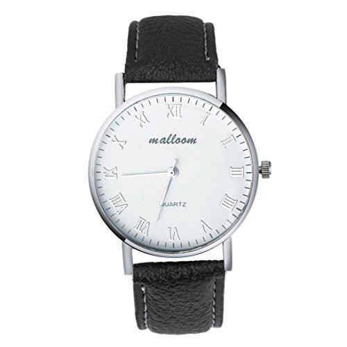 familizo-hombre-piel-sintetica-de-cuarzo-analog-wrist-watches-negro-color-blanco