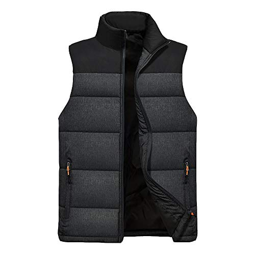 41%2BKN%2BYfa2L. SS500  - Insulated Heated Vest Gilets,Adjustable 3 Levle Temperature Intelligent Electric Vest Washable Body Warmer Gilet USB Rechargeable For Outdoor