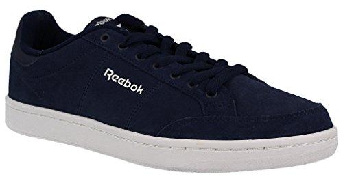Reebok Royal Smash Sde, Scarpe Sportive Uomo Blu (Collegiate Navy / White) (bianco)