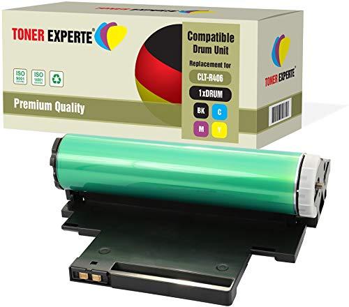 TONER EXPERTE® CLT-R407 Tamburo Compatibile per Samsung Xpress SL-C410W  C430W C460FW C460W C467W C480FN C480FW C480W CLP-360 CLP-360N CLP-365