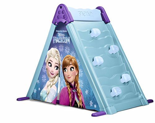 FEBER - Frozen Play And Fold Activity House 3 in 1, Colore Azzurro/Viola, 800011819