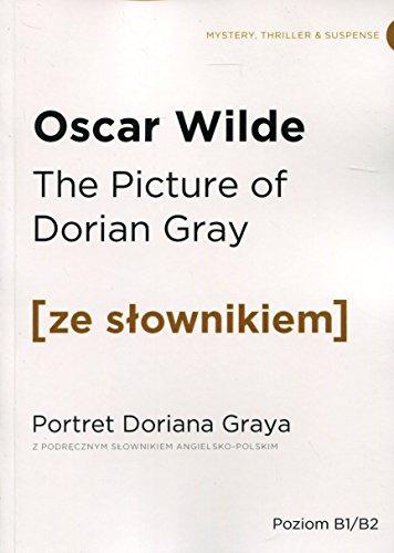Portret Doriana Graya z podrecznym slownikiem angielsko-polskim