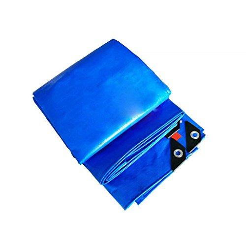 La bâche ignifuge extérieure a épaissi la flamme ignifuge/imperméable/auvent/voiture bâche 155G / mètre carré (taille : 5m×6M)
