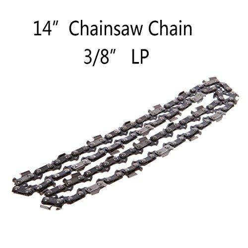 Makita 35 cm 3//8 1,3 mm 52 ikra Bosch 4 x cadena sierra adecuado para aldi dolmar