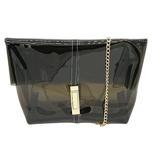 Other, Borsa a spalla donna S Black