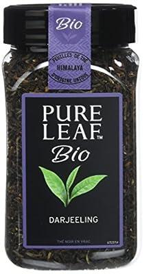 Pure Leaf Thé Noir Bio Darjeeling 120g Vrac