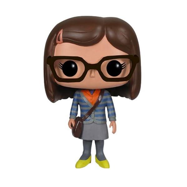 Pop Television Amy Farrah Fowler de The Big Bang Theory figura de 10 cm Funko FUNVPOP3162