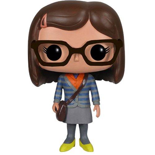 Elbenwald [UK-Import] Big Bang Theory Amy Farrah Fowler Pop! Vinyl Figure