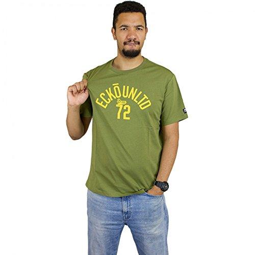 Ecko Unltd. T-Shirt Bobby Basic oliv Oliv