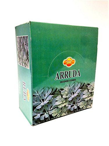 Incienso Sac - Ruda - 4 cajas x 10 conos