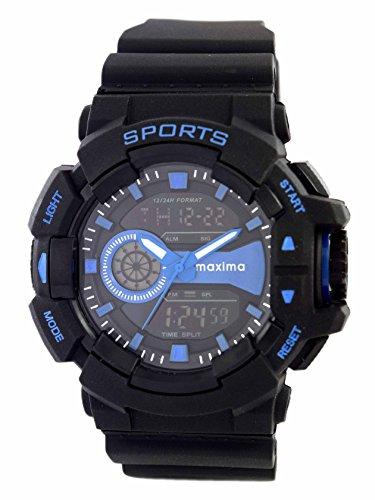 Maxima 42953PPAN  Analog-Digital Watch For Unisex