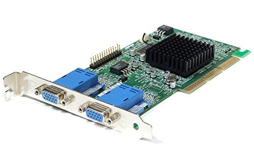 Matrox G450 DualHead G45+MDHA16D/OEM 16MB DDR 2x VGA AGP 4x S26361-D1283-V18 (Zertifiziert und Generalüberholt)