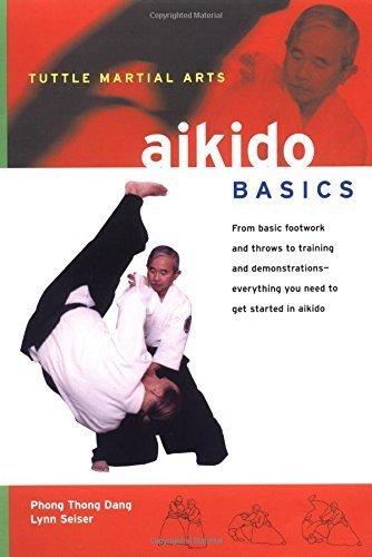 Aikido Basics (Tuttle Basics) by Lynn Seiser (2003-09-08)