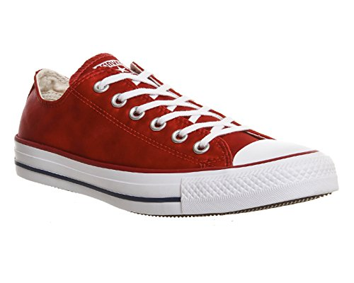 Chucks CONVERSE Designer STAR Rococco Casino ALL Schuhe Red z4Hw4