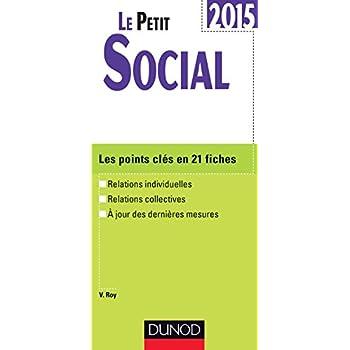 Le Petit Social 2015: Les points clés en 21 fiches