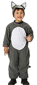 Atosa  - Disfraz de Lobo Gris t-3