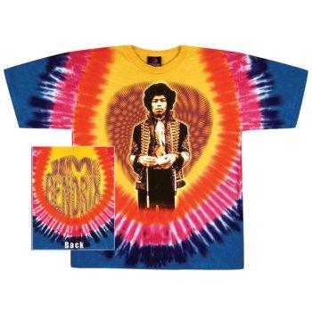 T-Shirt Jimi Hendrix - Jacket - Homme -X Large - Import Direct USA
