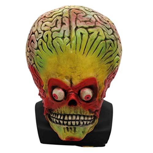 Halloween Scare Mask Horror Carnaval Universal Party Geist Dekoration Zombie Maske Alien Maske Super Ghost Spukhaus