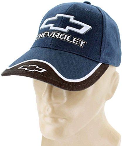 dantegts-chevy-chevrolet-blue-baseball-cap-trucker-hat-snapback-camaro-silverado