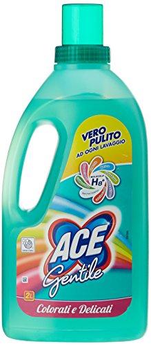 Ace - Gentile, Candeggina Delicata, Capi Colorati e Delicati - 2000 ml
