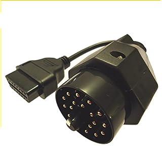AutoDia® Adapter für BMW 20 Pin für Gutmann-Messtechnik Diagnose Scanner OBD 2 OBD2