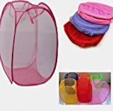 #3: China Maid Nylon Mesh Laundry Bag, 20 Litres