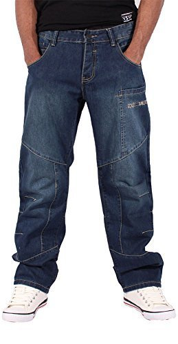 ecko-mens-boys-jaguar-star-jeans-time-is-money-g-denim-hip-hop-nappy-wear-w34-regular-approx-31