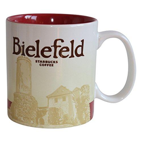 Starbucks City Mug Bielefeld Germany Icon Serie Coffee Cup Tasse -