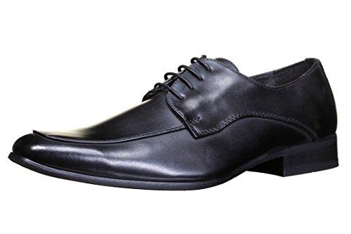 Galax - Chaussure Derbie Gh1204 Black Noir