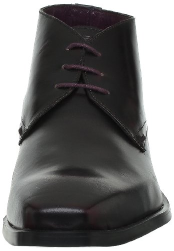 Kost Kensit38, Boots homme Bordeaux