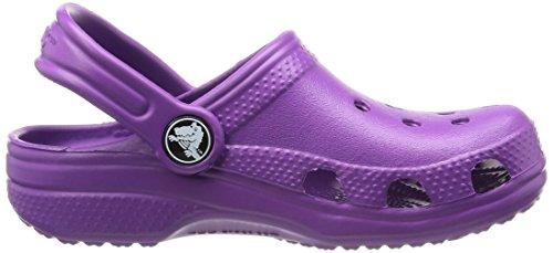 Crocs Classic Kids, Sabots Mixte Enfant Violet (Amethyst)