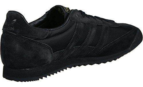 adidas Herren Dragon Og Sneaker core black-core black-gold metallic (BB1265)