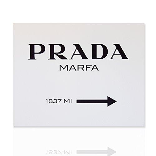 Rahmen Moderne Malerei auf Leinwand Prada Marfa Klassische Gossip Girl Modern Art Rahmen aus Holz gemacht Hand Fertig zum Aufhängen Startseite Möbeldesign - Colorscrazy