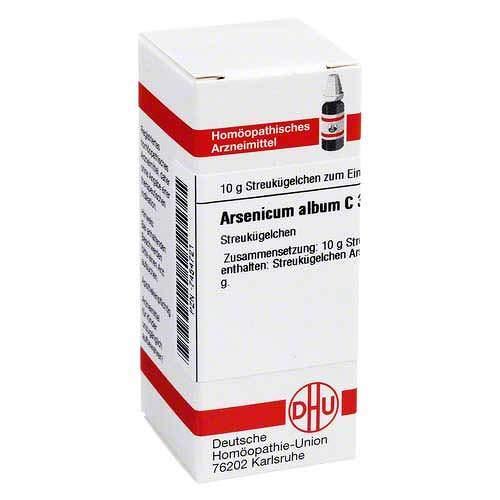 Arsenicum Album C 3 Globu 10 g -