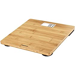 Soehnle 63844 Pesa persona elettronica Bamboo Natural 180 kg