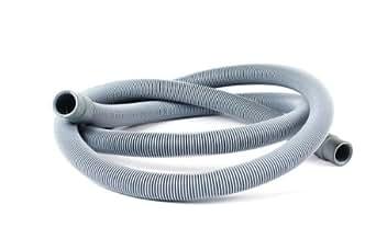 DREHFLEX® - Ablaufschlauch für Waschmaschine und / oder Geschirrspüler - Länge 3,5m