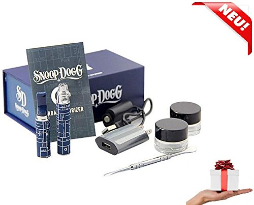 SNOOP DOGG G PEN DRY HERB VAPORIZER DOUBLE G SERIES GRENCO SCIENCE