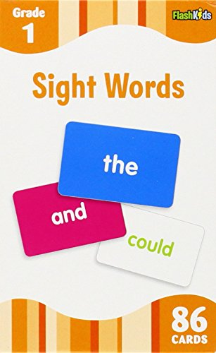 Sight Words (Flash Kids Flash Cards) Test